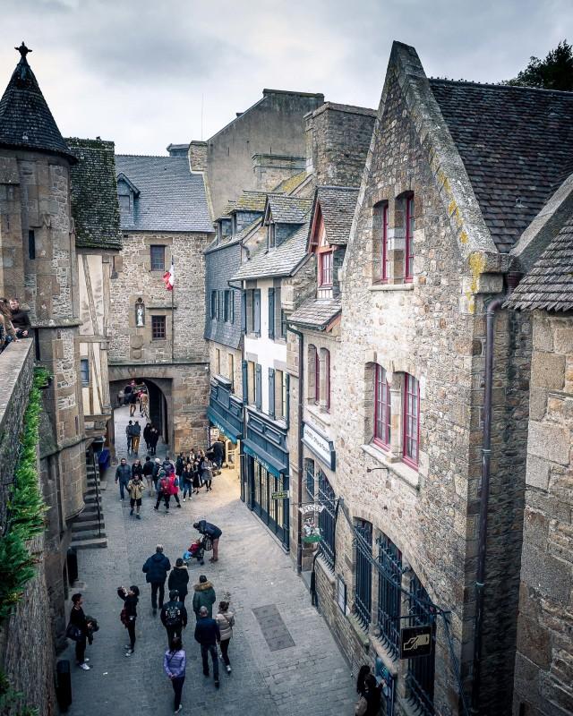 Visites du Mont-Saint-Michel